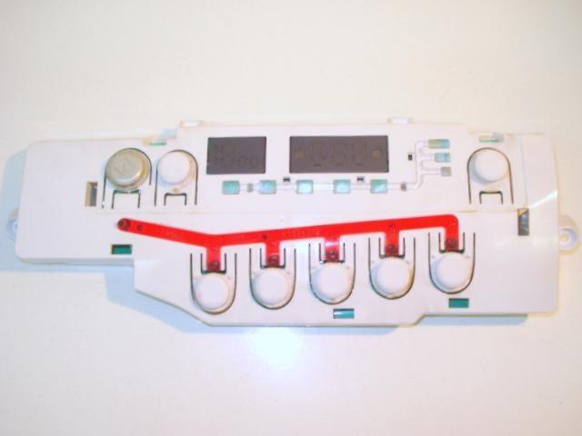 Scheda comandi lavatrice Hoover VHD8144PD cod 41023930