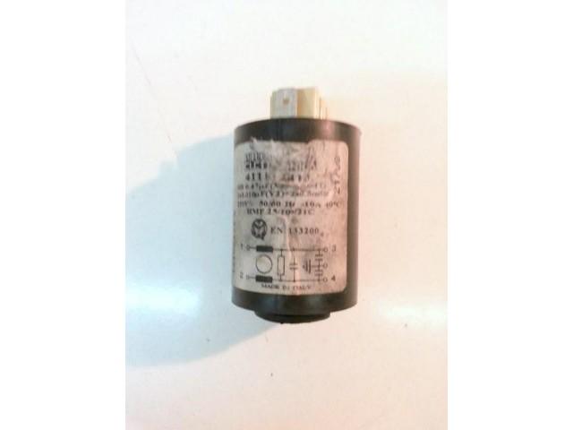 Condensatore lavatrice Rex RL64XG cod 12403435.0