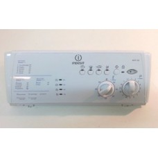 250003559   frontale  lavatrice indesit witp 103 (it) completo di scheda 30410737