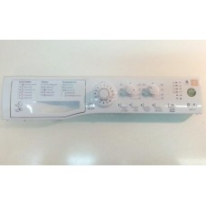 wmsl 601    frontale   lavatrice ariston wmsl 601 completo di sheda 16200256702