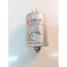Condensatore lavatrice Samsung SWF-P8IW/XET cod fa-215t2-d