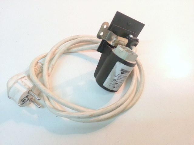 Condensatore lavatrice Indesit WIL106 cod en133200