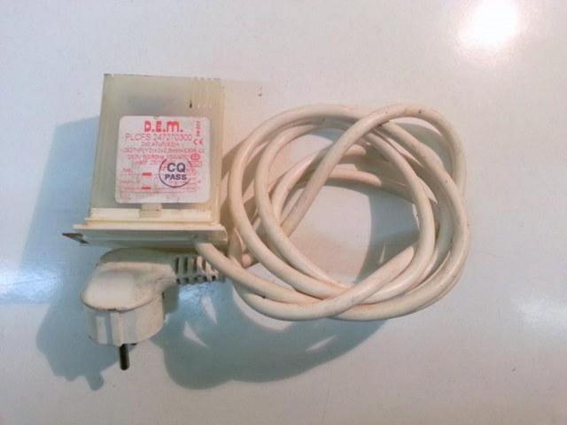 Condensatore lavatrice Ariston AML89 cod plcfs247270300