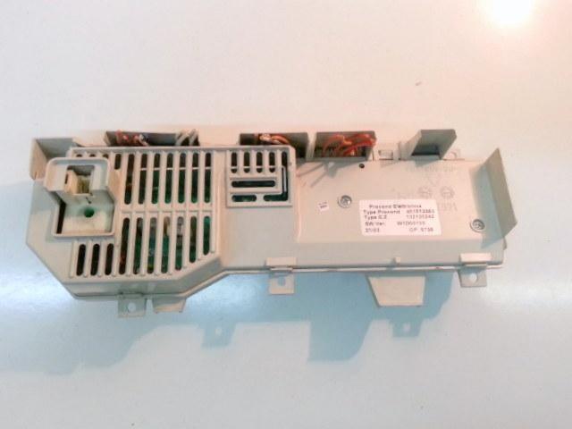 Scheda main lavatrice Rex 97P22395 cod 451513353