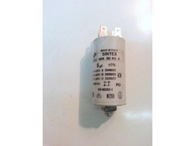 Condensatore lavastoviglie Ariston L64A cod en 60252-1