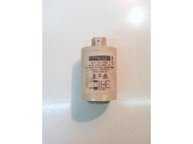 Condensatore lavatrice Zoppas PO86 cod 411.10.1001