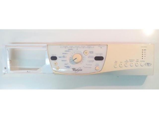 frontale   lavatrice whirlpool awm 8083/2