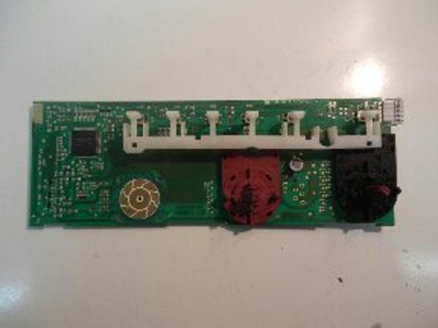 Scheda comandi lavatrice Indesit WIL66 cod 21009587004.01