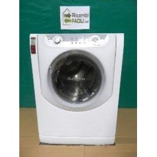 lavatrice usata con garanzia di 12 mesi  ariston aqualtis aqls 109 giri/min: 1000carico: 5 kgclasse: a+