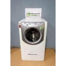 lavatrice usata con garanzia di 12 mesi  ariston aqualtis aqxxf 129hgiri/min: 1200carico: 7,5 kgclasse: a+