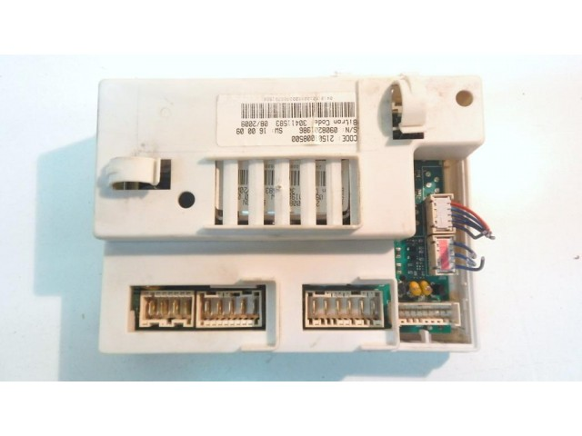 Scheda main lavatrice Indesit IWE6125 cod 21501008500