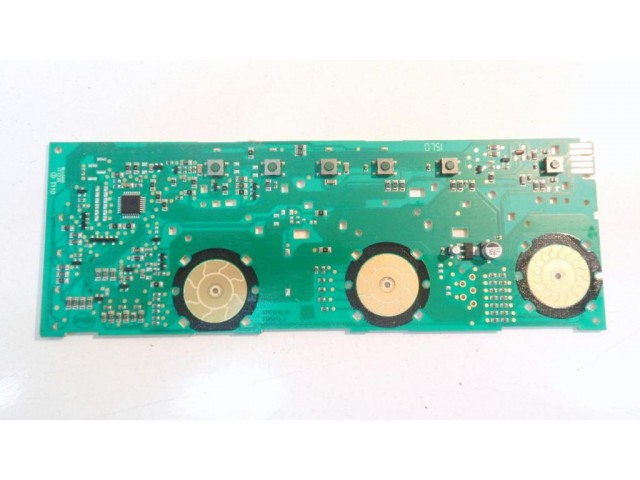 Scheda comandi lavatrice Indesit WIXL105 cod 21014152902