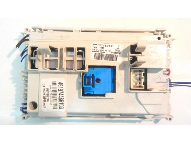 Scheda main lavatrice Whirlpool AWO/D7106 cod 461974486103