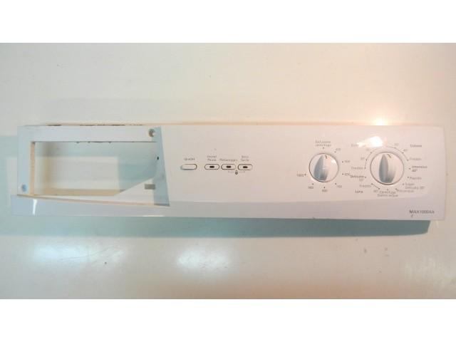 frontale    lavatrice elettrozeta max1000aa completo di scheda 2822270100