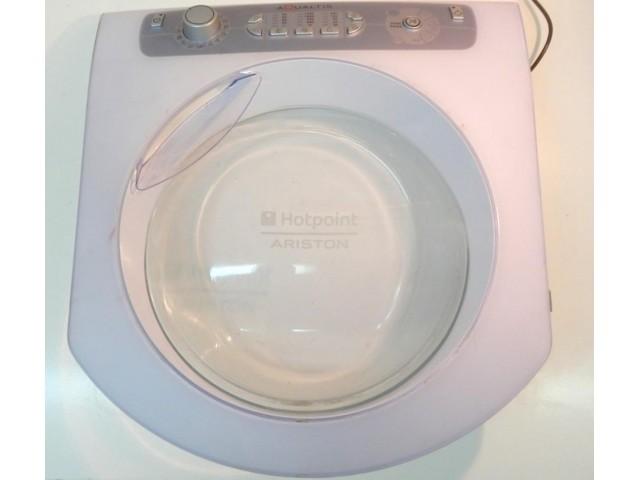 oblò   lavatrice ariston aqualtis aq7l 25i  COMPLETO DI SCHEDA COMANDI COD: 210116232200