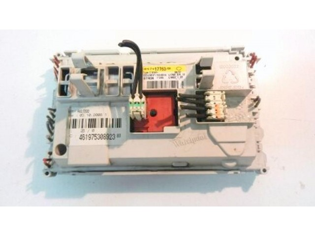 Scheda main lavatrice Whirlpool AWO/D600 cod 461975308923  001