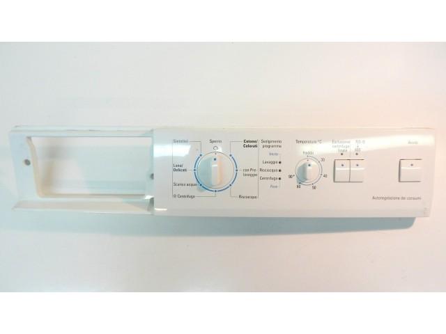 frontale   lavatrice siemens fd 8108 completo di scheda 5500007142