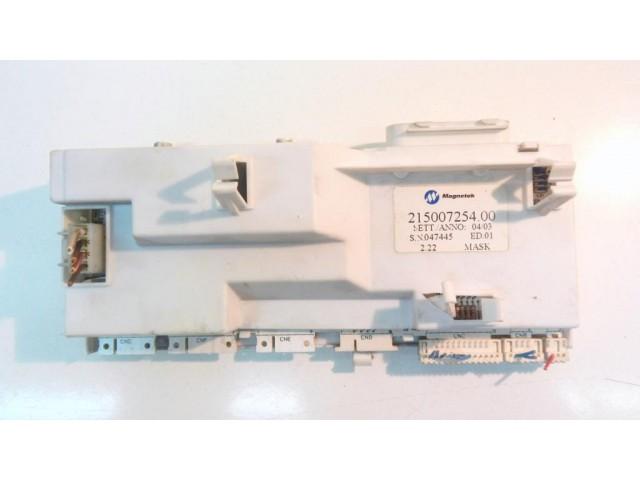Scheda main lavatrice Ariston ATD84 cod 215007254.00