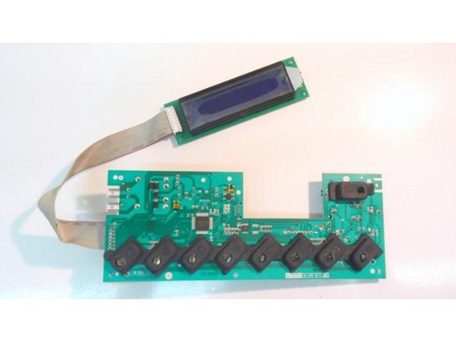 41005124   scheda comandi   lavatrice zerowatt hoover hz6 11i