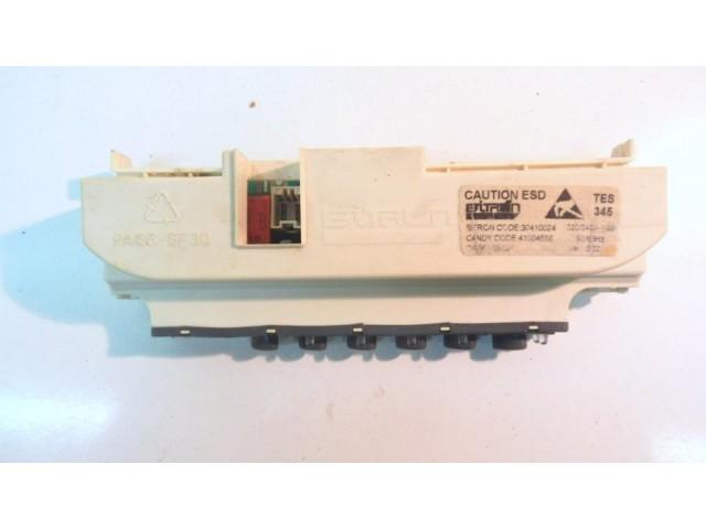 Scheda lavastoviglie Zerowatt ZH8652 cod 41004556