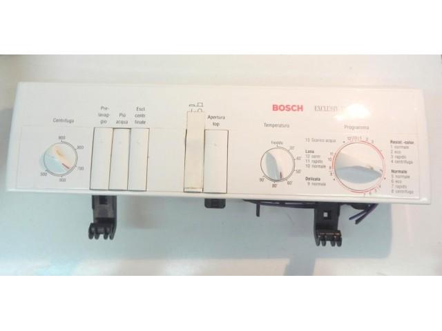 frontale   lavatrice bosch fd 7707 completo di scheda  0198265 e pressostato 796828