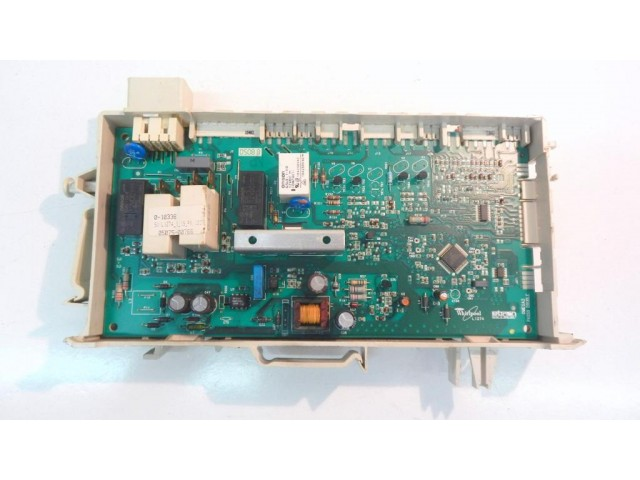 Scheda main lavatrice Whirlpool AWT9100 cod 461975303541  00