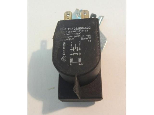 Condensatore lavatrice Sangiorgio cod f11.126/996-442