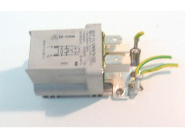 Condensatore lavatrice Whirlpool AWT2066 cod f11126/876-222