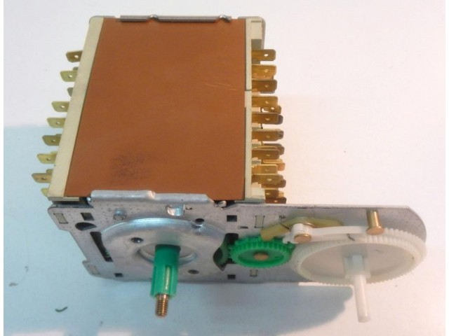 Timer lavatrice Zerovatt TROPIC 42 LX EL cod 1184/4/1.05