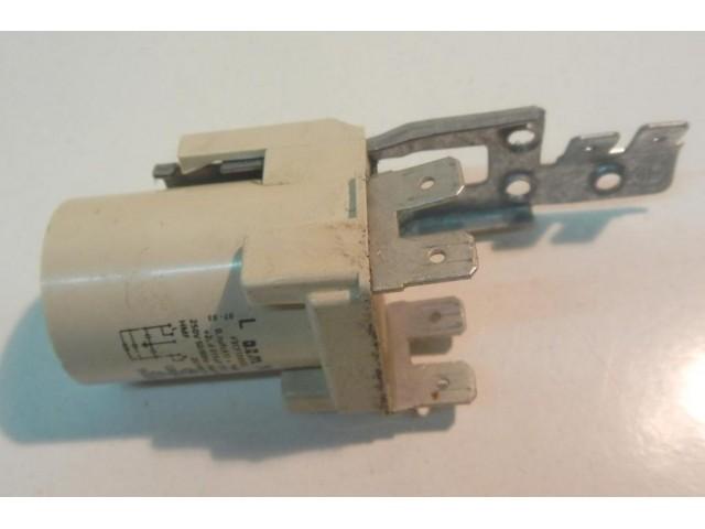 Condensatore lavatrice Hoover HTV914 cod f3cf73002l