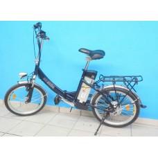 bicicletta elettrica richiudibile con cambio shimano a 7 rapporti