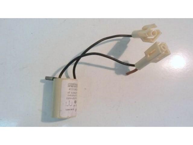Condensatore lavatrice Zoppas P6 cod 411136203