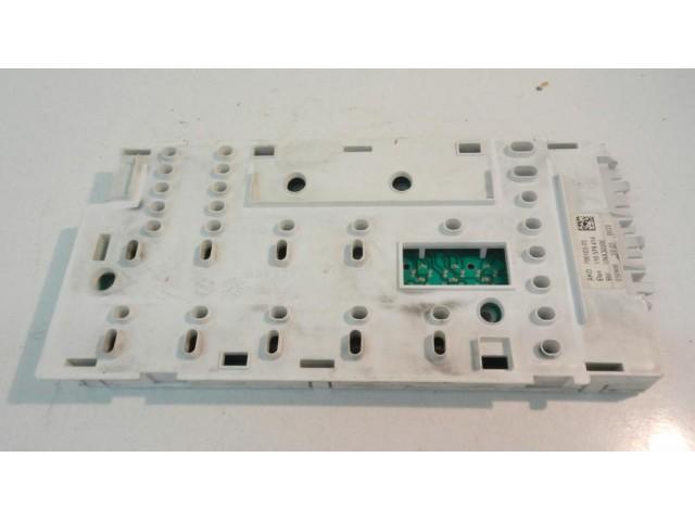Scheda main lavatrice Aeg L72812 cod 110 579 414