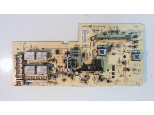 Scheda main lavatrice Indesit WIAV80 cod 210109747.06