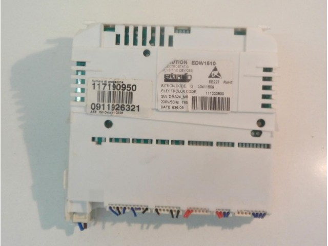 Scheda lavastoviglie Electrolux TP1000N cod 111330800