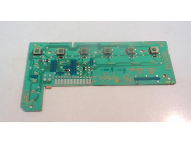 Scheda comandi lavatrice Ignis LOE6056 cod 461971403771-01/e2