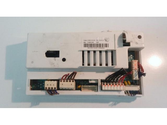 Scheda main lavatrice Indesit IWC8125B cod 215011212.01