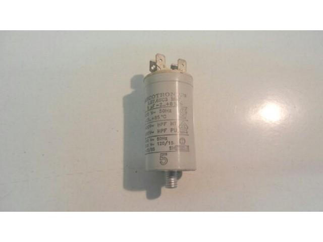 Condensatore lavastoviglie Ariston LSI 61 cod 1.27.6sc3