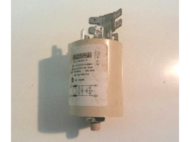 Condensatore lavastoviglie Aeg F50750IM cod 411342410