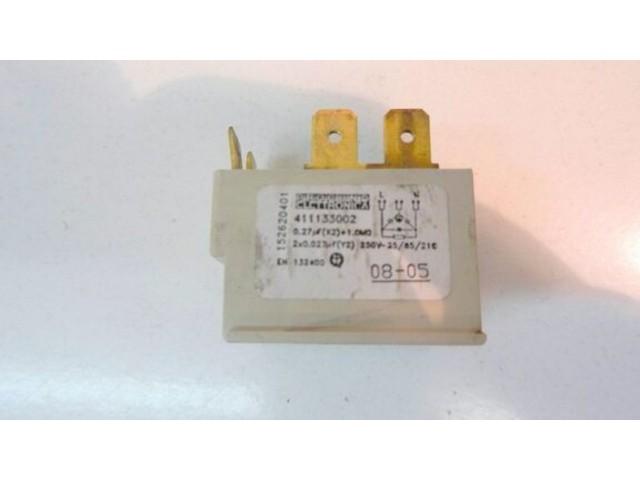Condensatore lavastoviglie Electrolux TT07E cod 411133002
