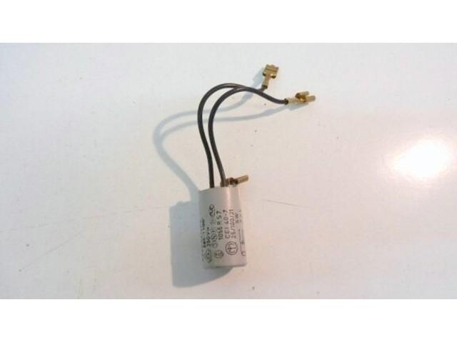 Condensatore lavatrice Candy C550TX cod f 1740-410-3545r