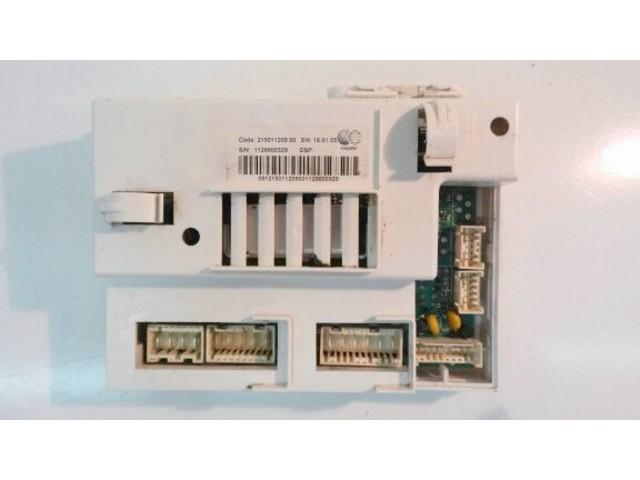 Scheda main lavatrice Ariston ARSL108 cod 215011209.00