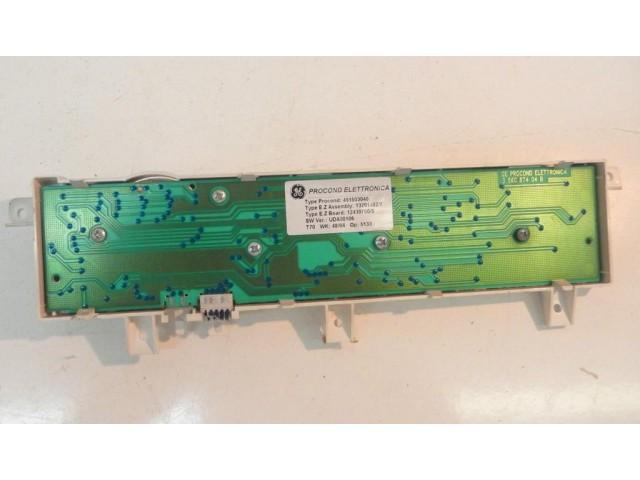 Scheda main lavatrice Rex RIL1400XC cod 451503040