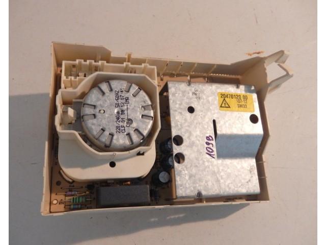 Timer lavatrice Whirlpool AWM 600 cod 20470120 00