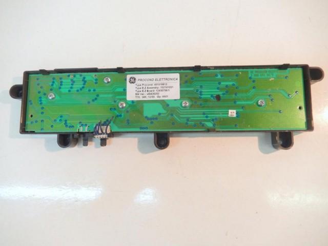 Scheda main lavatrice Rex R1200ITS cod 132191551