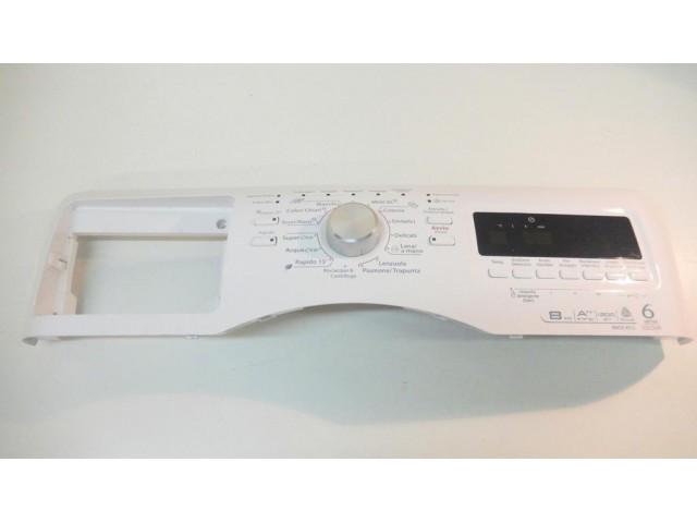 frontale    lavatrice awoe8312   completo di scheda 461971428151