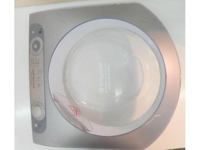 oblo'   lavatrice  ariston aqualtis aqgf 129 completo di scheda comandi cod: 30411522