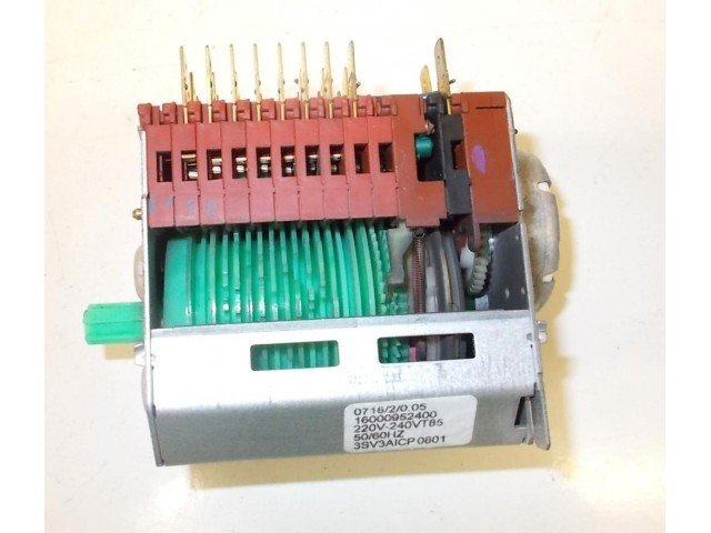 Timer lavatrice Ariston CD 12 TX cod 16000952400