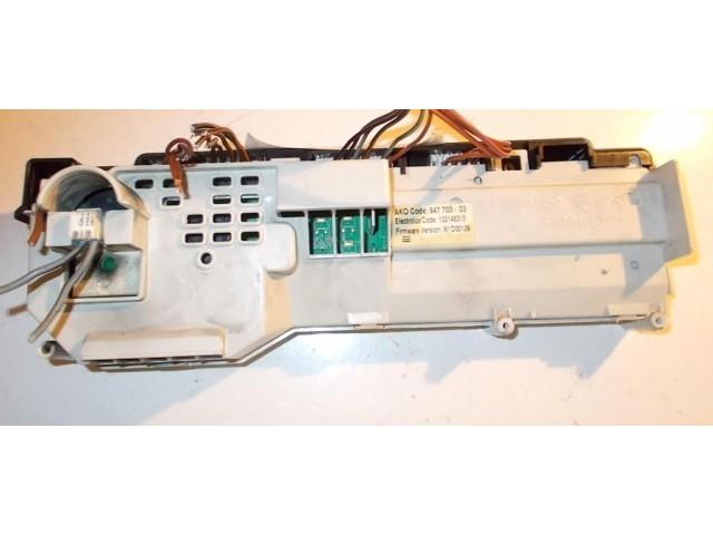 Scheda main lavatrice Aeg LW850 cod 132148313