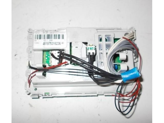 Scheda main lavatrice Ignis LTE7155 cod 461975316236